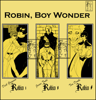 Robin, Boy Wonder by ObloquyCondemed