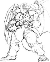 More Free Sketches pt 5 by Marauder6272