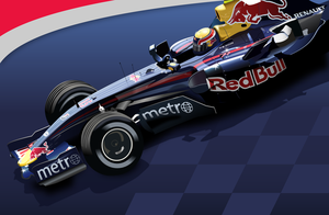 Red Bull Racing RB3 by LyriquidPerfection