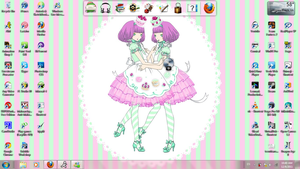 Imai Kira Desktop by nena