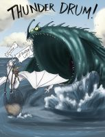 HTTYD Ireth+Vespera Fable-24 by yamilink