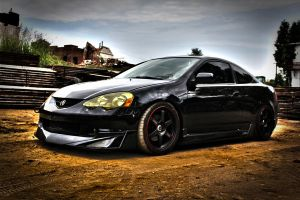 Infamous RSX by jai4president