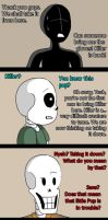 Sans's new pet (page 11) by joselyn565