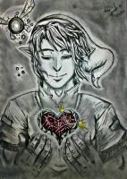 Link Heart container by peachy15