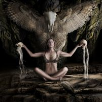 The Altar by Notvitruvian
