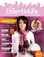 EssentiaLife Magazine Cover by AnotherBcreation