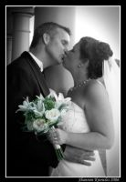 Bride and Groom by ShanKnow
