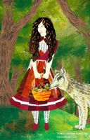 Red Riding Hood by Fawa1