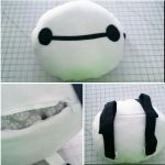 Baymax Big Hero 6 Cosplay Backpack by DarlingArmy
