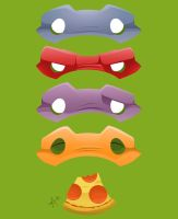 TMNT! by Alex-Stephen