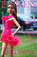 Fashion Cover 2011 - Argentina by angellus71