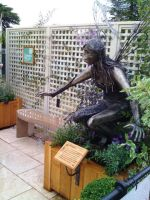 Faery at Hampton Court by theforgery