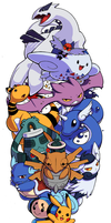 Pokemon Sleeve 5 by H0lyhandgrenade