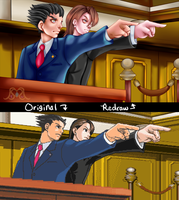 Objection Screenshot Redraw by MikomiKisomi