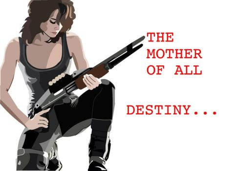 The Mother of All Destiny. by ginnypotter34