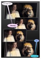 Another Narnia Parody Part 3 by TheFlyingBeet