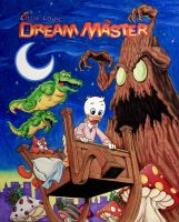 Little Louie: the Dream Master by DannyNicholas