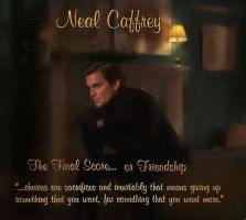 Neal Caffrey's Debate by WildHorseFantasy