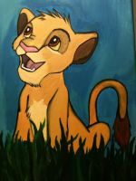 Simba by Zaphoid13