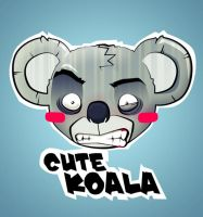 Cute Koala by JonatanCandeias