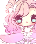 Pink and Puffy by mochatchi