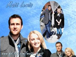 Matt and Evanna Once again by ClemBorderline