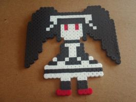 Celes Perler Beads by DuckyDeathly