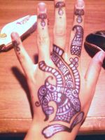 henna by InkIsMyPassion