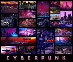 CYBERPUNK by scifilicious