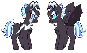 pony adopt auction! {closed} by goatr