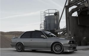 BMW E30 by iL3xT
