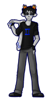 Sollux: Be Bloodswapped by Eganov