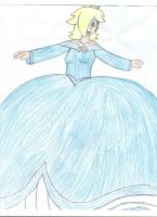 Rosalina in Poofy Dress - Spinning by TrainsAndCartoons