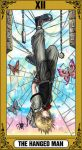 The Hanged Man - color by Autumn-Sacura