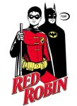 Red Robin by HeroforPain