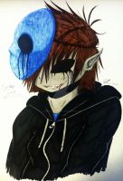 Eyeless Jack (Headcannon appearance) by Cynder-Yaoi-Hands