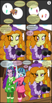 ''A Dazzling Winter'' Pagina 1 by thegreatcat14