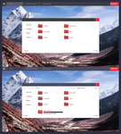 Exo Black Red Theme For Windows 8.1 by cu88