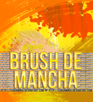 Brushes de Mancha by FGagaMinaj