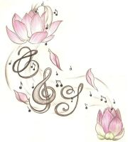 Musical Lotus by aggrobaer