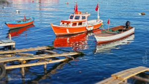 Boats HDR by kerimheper