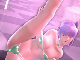 Sexy Ayane 5 by TheRumbleRoseNetwork
