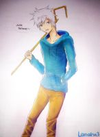Jack Frost by Lanahx3