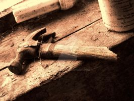Broken Hammer by TwilitLens