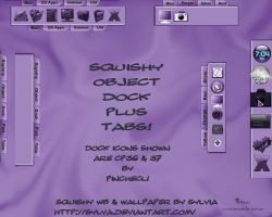 Squishy Tab Background by TNBrat