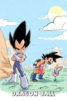 Dragonball Break by kross29