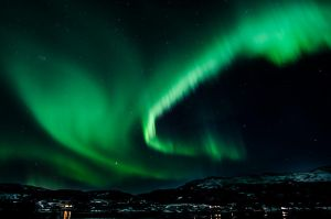 The Northernlights of Norway 2 by torivarn
