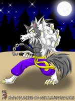 Jon Talbain by Pltnm06Ghost