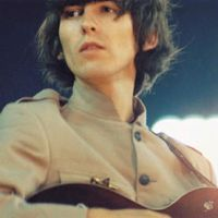 George Harrison by tomanyyaoi22