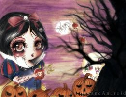 Halloween 2010 by InsaneAndroid